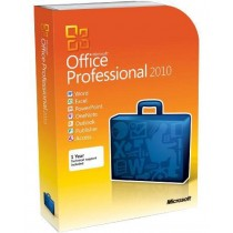 Microsoft Office Professional Plus 2010 - gebraucht