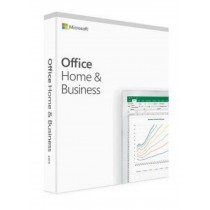 Microsoft Office Home and Business 2019 - Box-Pack